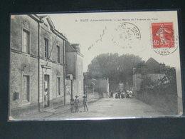 SUCE SUR ERDRE  ARDT  Châteaubriant-Ancenis 1910  /   RUES    ....... EDITEUR - Other Municipalities