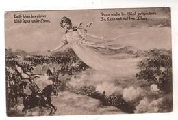 Nr.+  460,  Feldpost,  Luise Schau Hernieder Und Segne Unser Heer,.... - War 1914-18