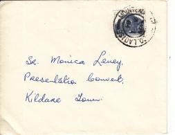 Ireland Cover To Kildare Scott #537 1p Central Pavilion, Dublin - 1949-... République D'Irlande