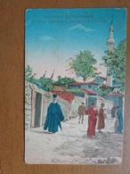 Griekenland - Greece / Salonique, L'unique Minaret A Double Balcon A Salonique --> Written - Grèce