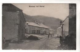 Nr.+  599,  Feldpost,  Moussey Bei Belval - Guerre 1914-18