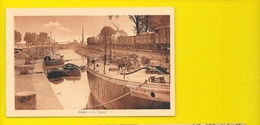 BLAYE Le Chenal (Bergeon) Gironde (33) - Blaye