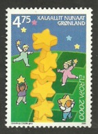 GREENLAND 2000 EUROPA OMNIBUS SET MNH - Greenland