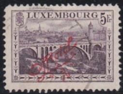 Luxembourg     .    Yvert    .   Service    147          .     O     .        Oblitéré    .    /     .    Gebraucht - Dienst