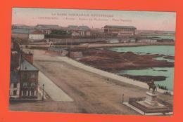 ET/181 BASSE NORMANDIE PITTORESQUE CHERBOURG ARSENAL STATION HYDRAVION PLACE NAPOLEON - Cherbourg