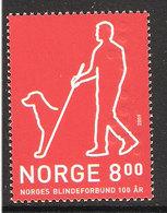 Norway Norge 2009 100 Years Of Norwegian Blind Society  Mi  1699 MNH(** - Noorwegen