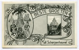 CPA - Carte Postale - Belgique - Scherpenheuvel - Beste Groenten (CP3543) - Scherpenheuvel-Zichem