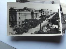 Algerije Alger Algérie Oran Boulevard Paul Doumer Musée Et Ecole - Oran