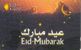 OMAN(GPT) - Eid Mubarak 4, CN : 51OMNF(0 With Barred), Used - Oman