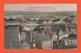 ET/181 BASSE NORMANDIE PITTORESQUE CHERBOURG  GARE MARITIME ET VAL DE SAIRE - Cherbourg