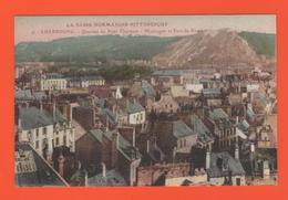 ET/181 BASSE NORMANDIE PITTORESQUE CHERBOURG  QUARTIER DU PONT TOURNANT MONTAGNE ET FORT ROULE N° 7 - Cherbourg