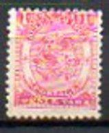 OCEANIE - TONGA - (Protetorat Britannique) - 1892 - N° 10 - 1 P. Rose - (Armoiries) - Samoa