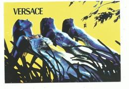 CPM Mode Femme VERSACE Palais De La Renaissance - Zo Card Singapore - Moda