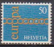 Schweiz 1971 MiNr. 948 ** Postfr. Europa ( 6630) Günstige Versandkosten - Ungebraucht