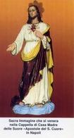 Santino - Sacra Immagine Che Si Venera Nelal Cappella Di Casa Madre Delle Suore Apostole Del S.cuore In Napoli - Images Religieuses