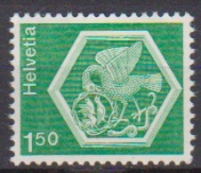 Schweiz 1974 MiNr. 1037 ** Postfr. Freimarken ( 6638) Günstige Versandkosten - Switzerland