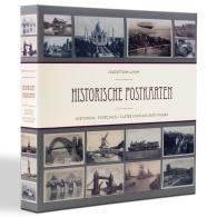 Leuchtturm, Album Para 200 Tarjetas Postales Históricas, Con 20 Fundas Transpare - Non Classés