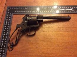 Ancien Pistolets  à Identifié - Decorative Weapons