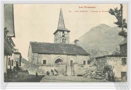 Espagne - Val D'Aran - Eglise De Bosost Bossost - Taxe - Lérida