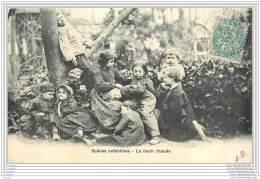 Jeu D'enfants - Scenes Enfantines - La Main Chaude 1903 - Children And Family Groups