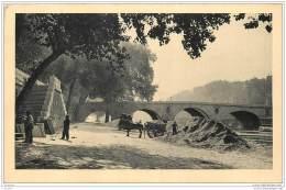 75004 - PARIS - Port Des Ormes Au Pont Sainte Marie (pas Courant) - Arrondissement: 04