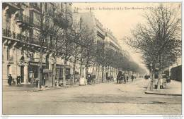 75007 - PARIS - Le Boulevard De La Tour Maubourg - Arrondissement: 07