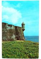 #306    Old Spanish Fort - San Juan PUERTO RICO Caribbean Islands - US Postcard - Postcards