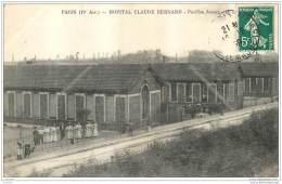 75019 - PARIS - Hopital Claude Bernard - Pavillon Jenner - Arrondissement: 19