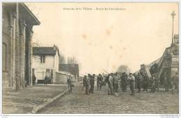 75019 - PARIS - Abattoirs De La Villette - Sortie Des Desinfecteurs - District 19