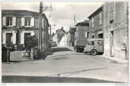 85 - MONTOURNAIS - Route De Pouzauges - Cpsm - Autres Communes