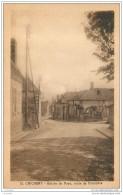 89 - CHICHERY - Entree Du Pays Route De Branches - Altri Comuni