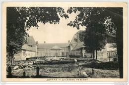 91 - JANVRY - Le Chateau - Autres Communes