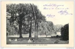 Belgique - Melle - Maison De Melle - Coin Du Jardin  1905 - Melle