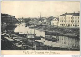 Russia - Pskov - La Pskova - 1910 - Russie