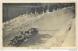 Suisse - Leysin - Sport D'hiver - En Bobsleigh - VD Waadt