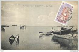 Djibouti - La Rade - Gibuti