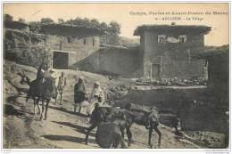 Maroc - AIN-LEUH - Le Village - Andere