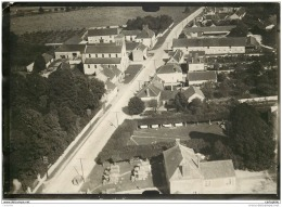 3 Rares Photos Aeriennes De MAISON ROUGE (77) Prise Vers 1915/1920 - Foto