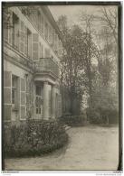2 Rares Photos Du Chateau De MAISON ROUGE (77) Prise Vers 1915/1920 - Fotos