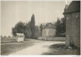 3 Rares Photos Du Logis Du Photographe A MAISON ROUGE (77) Prise Vers 1915/1920 - Fotos