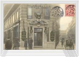 75002 - PARIS - Cafe De PARIS - 41 Av. De L Opera Angle Rue Louis Legrand Couleur (Aujourd Hui Banque BNP) - Arrondissement: 02