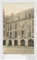 75003 - PARIS - Place Des Vosges - Maison Ou Habita Victor Hugo (couleur) - Arrondissement: 03