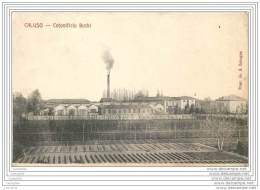 Italie - CALUSO - Cotonificio Bucki - Fabbrica - Italie