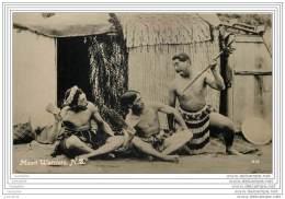 New Zealand -Maori Warriors - Nouvelle-Zélande