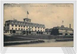 US - Narragansett Pier, R.I. - The Atwood And Atlantic House - Etats-Unis