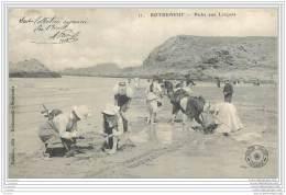 35 - ROTHENEUF - Peche Aux Lancons (animee) - Rotheneuf