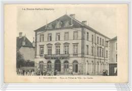 70 - VILLERSEXEL - Place De L'HdV - Les Ecoles - Autres Communes
