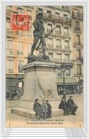 75014 - PARIS - Statue Du Sergent Bobillot - Bd Richard Lenoir - Statues