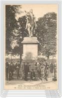 75 - PARIS - Ses Squares Et Ses Jardins - Square Des Vosges Statue De Louis XIII - France
