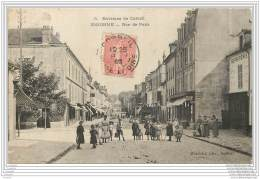 91 - CORBEIL ESSONNES - Rue De Paris (animee) - Corbeil Essonnes
